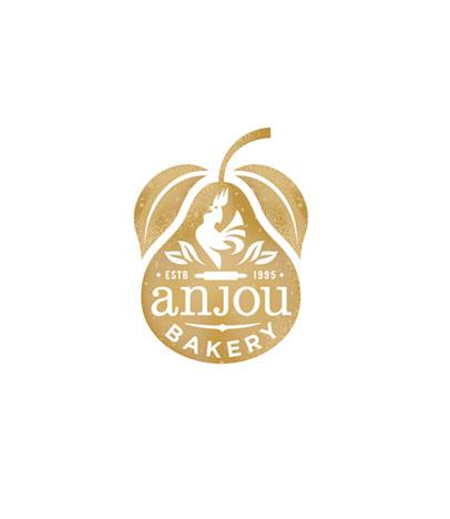 Anjou Bakery Branding