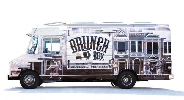 Brunch box food truck branding grits grids for Food truck design software
