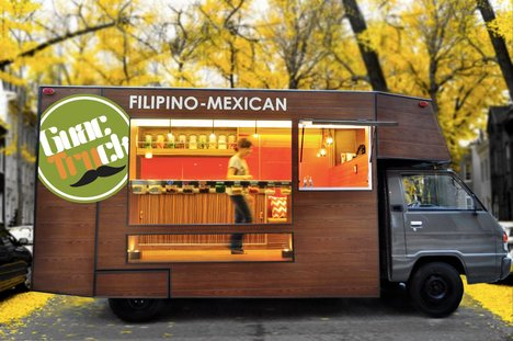 Guactruck food truck branding grits grids for Food truck blueprint