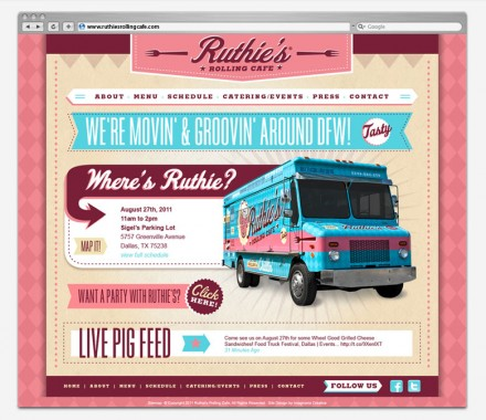 Ruthie S Rolling Cafe