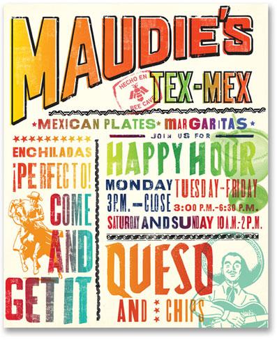 Maudies_menu_frontcover