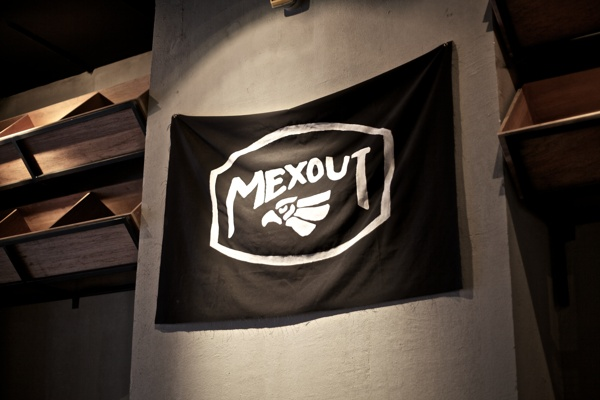 Mexout Restaurant Branding