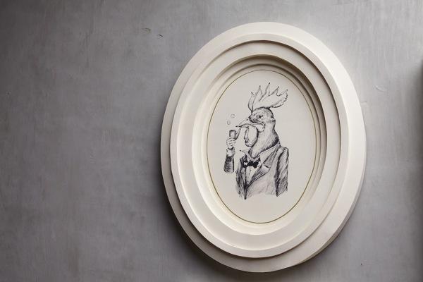 Jack Rabbit restaurant branding by Thinking Room