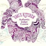 Um's Kitchen indian food packaging design branding