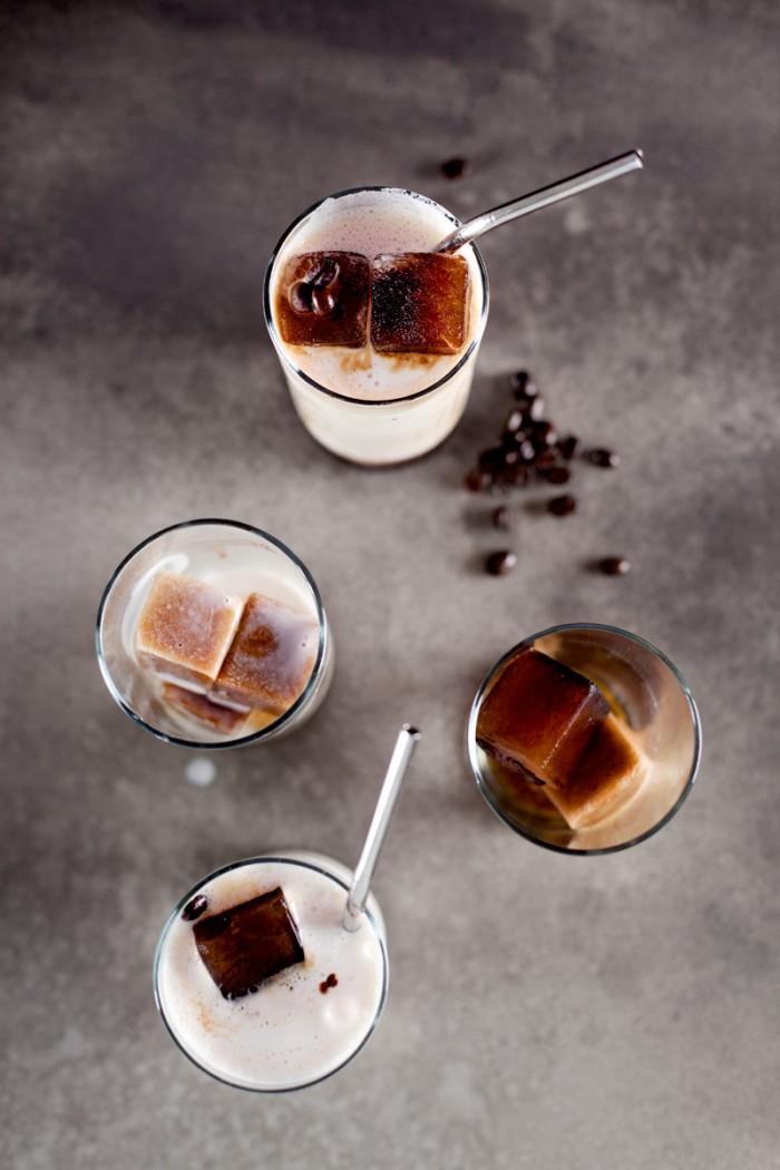 Almond Milk Shake: Editorial recipe and photography for Almond Breeze AlmondMilk.
