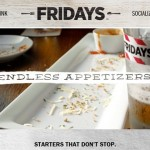 TGI Fridays' new promotion is a failure