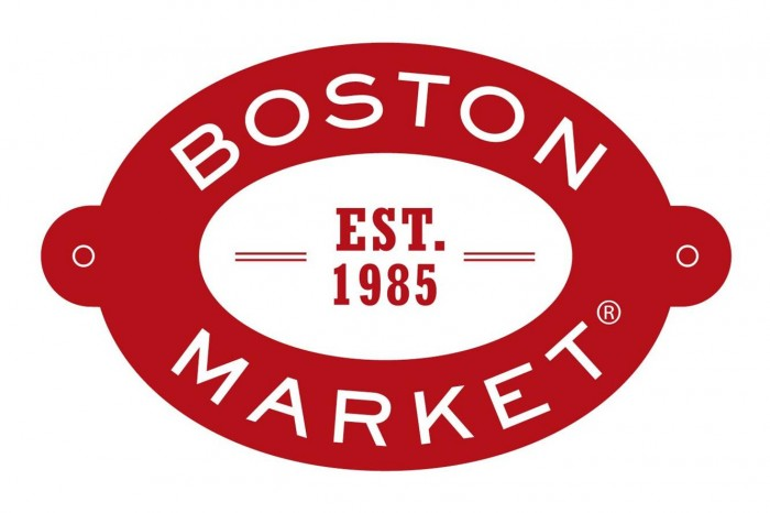 Boston Market restaurant logo design
