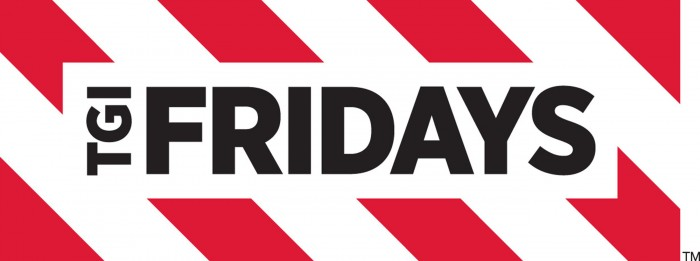 TGI Fridays restaurant logo design