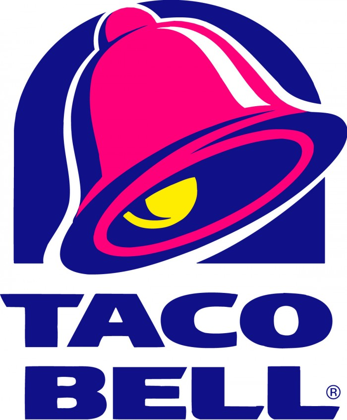 Taco Bell restaurant logo design