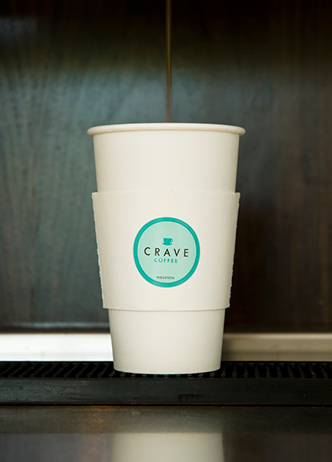 Crave Cupcakes shop restaurant branding by AvroKO