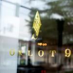 Oxlot 9 restaurant branding by Ideogram