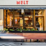 Melt pizza restaurant branding by Can I Play