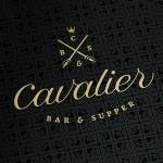 Cavalier bar and supper restaurant design by Matt Vergotis