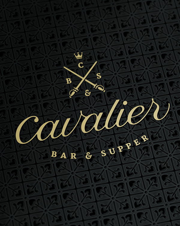 Cavalier bar and supper restaurant design by Matt Vergotis