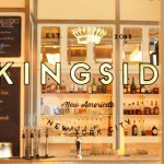 Kingside restaurant bar branding by LMNOP