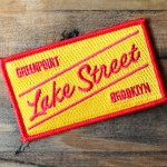 Lake Street restaurant and bar branding by LMNOP