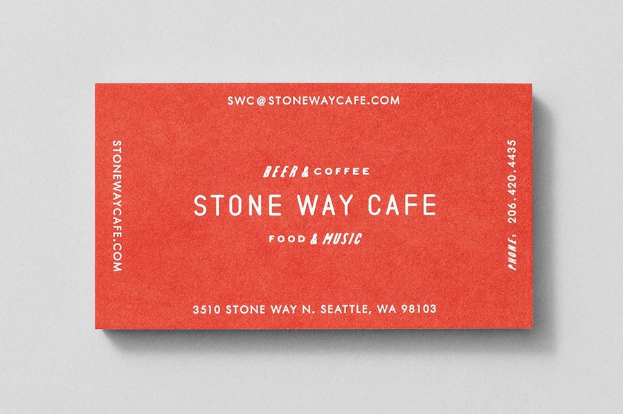 Magnificent Seattle Business Cards Pattern - Business Card Ideas ...