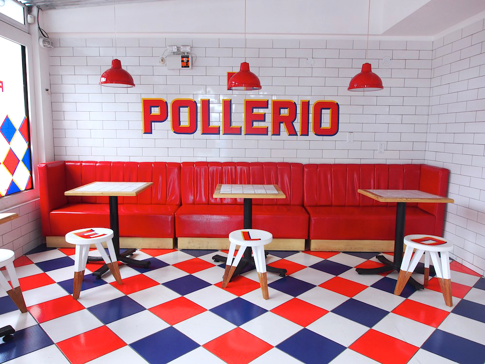 El Pollerio restaurant branding by IS Creative Studio