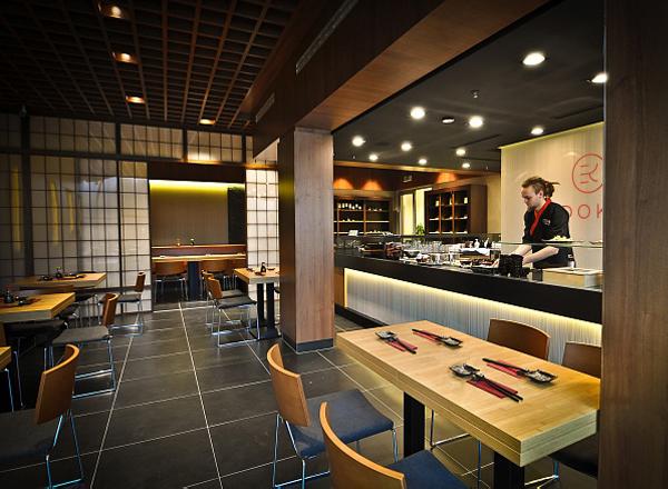 Edokin japanese restaurant branding by Lucas Gil-turner