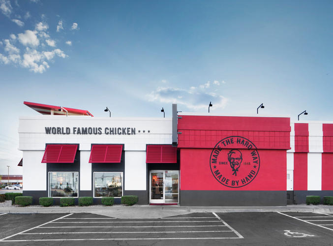 kfc one of the famous fast food restaurant marketing essay Nature of business of kfc essay  the chicken giant adapted its famous fast-food formula for the local market  in one of the most popular fast food restaurant .