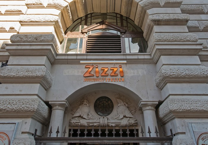 Zizzi Manchester King street.
