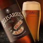 Belisarius craft beer branding and design by Gen Ramirez in Guadalajara Mexico