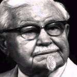 KFC advertising kills the colonel