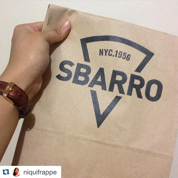 sbarro_logo_on_bag