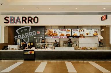 Sbarro pizza rebrands strategy
