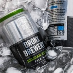 Bronx Brewery beer branding by Tag Collective in New York City, New York USA