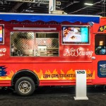 IBM Cognitive Cooking food truck and packaging by Jon Contino in SXSW