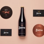 Zorra craft beer branding and package design by Analogo in Mexico