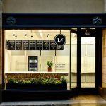 Laneway Greens salad bar restaurant branding by Travis Walton Architecture in Melbourne Australia