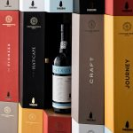 The Sandeman 225th anniversary wine branding and packaging design by Volta from Porto, Portugal