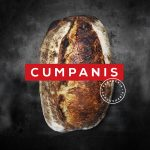 Cumpanis bakery and restaurant branding by Pupila Studio in Costa Rica