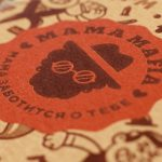 Mama Mafia restaurant branding and packaging by Open Mint in Russian Federation