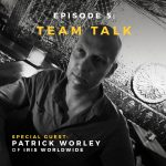 Design podcast with Patrick Worley of iris Worldwide Atlanta