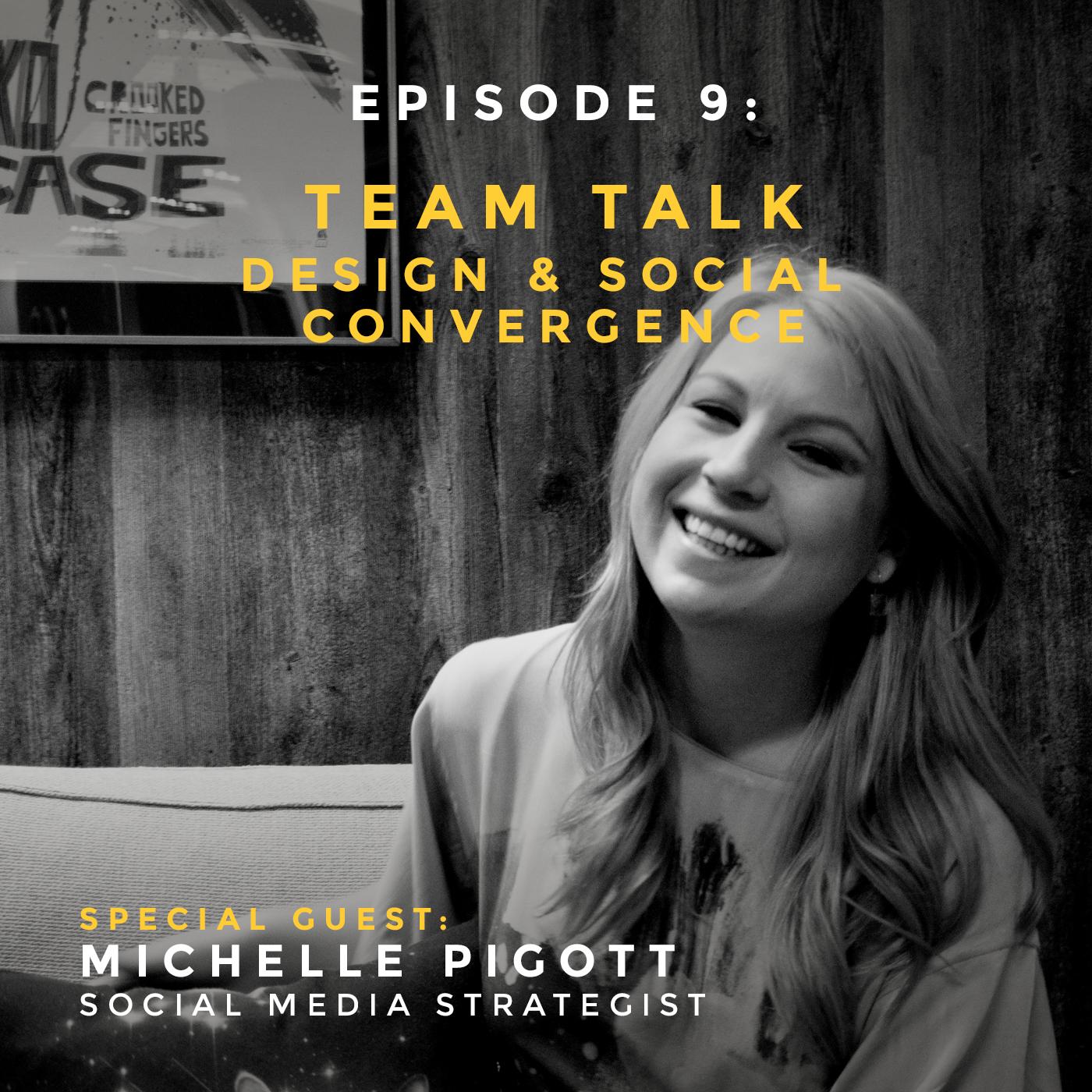Team Talk with Michelle Pigott of Iris Worldwide - Grits X Grids podcast