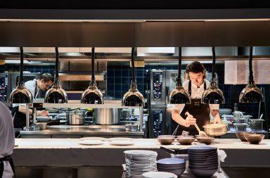 Roster restaurant, bar and beverage branding by Bond Agency in Helsinki Finland