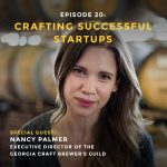 Podcast Episode interview with Nancy Palmer Executive Director of Georgia Craft Brewer's Guild