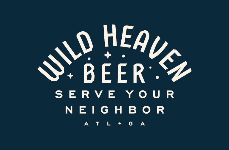 Wild Heaven Craft Beer rebranding packaging design by Gentlemen in Atlanta, Georgia