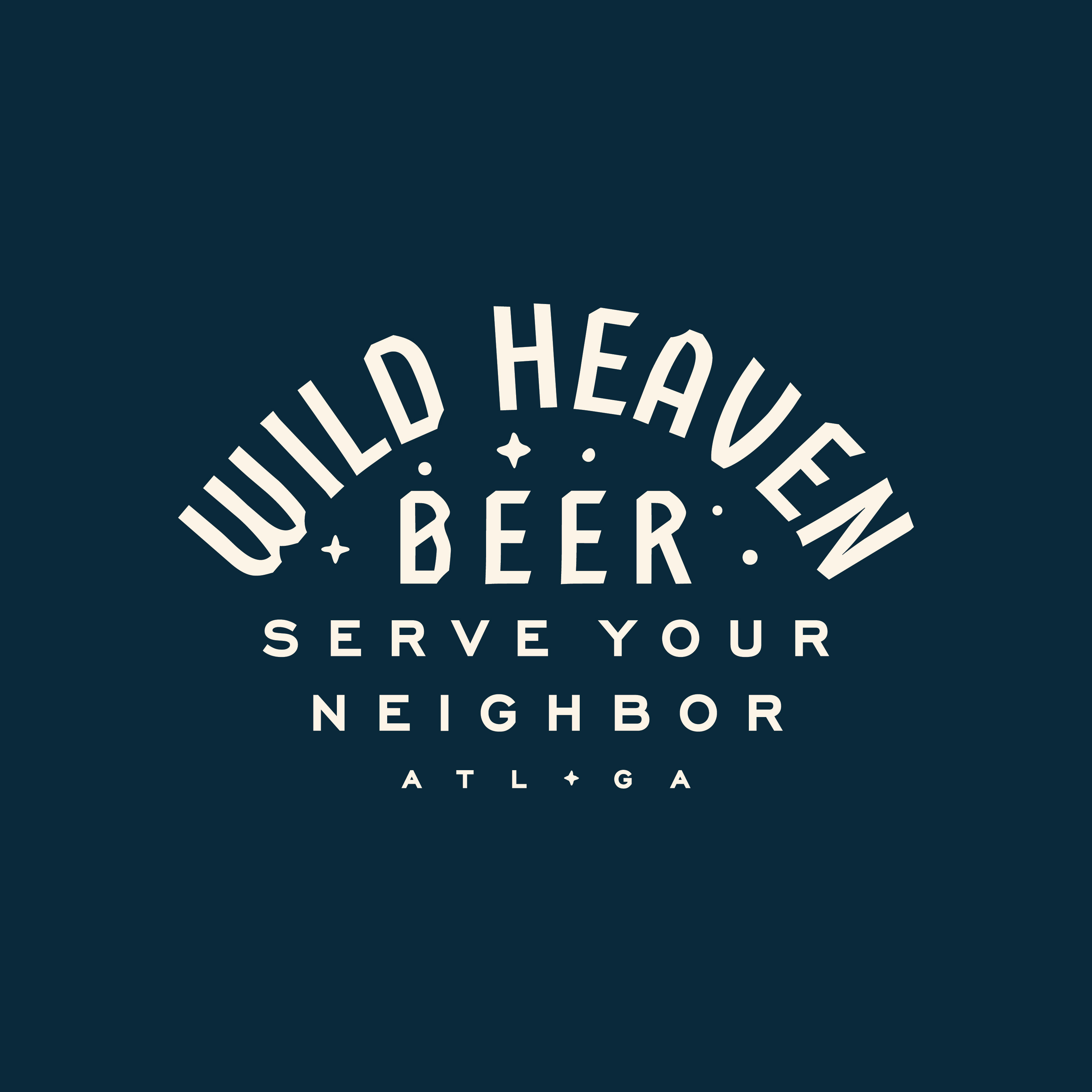 Wild Heaven Craft Beer Rebranding Grits Grids