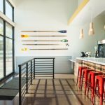 East Hampton Sandwich Company interior design by Studio 11 in USA