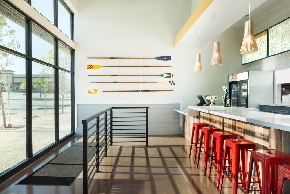 East hampton sandwich company interior design grits grids for It company interior