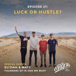 Podcast Interview with In God We Must Matt Mulkey & Elijiah Richards apparel lifestyle company in Atlanta