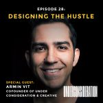 Podcast interview with Armin Vit of Under Consideration and Brand New Conference