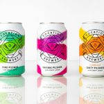Vocation Brewing craft beer branding and package design by Robot Food in Leeds UK