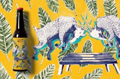 Craft brewery beer branding and packaging design by Kero in UK