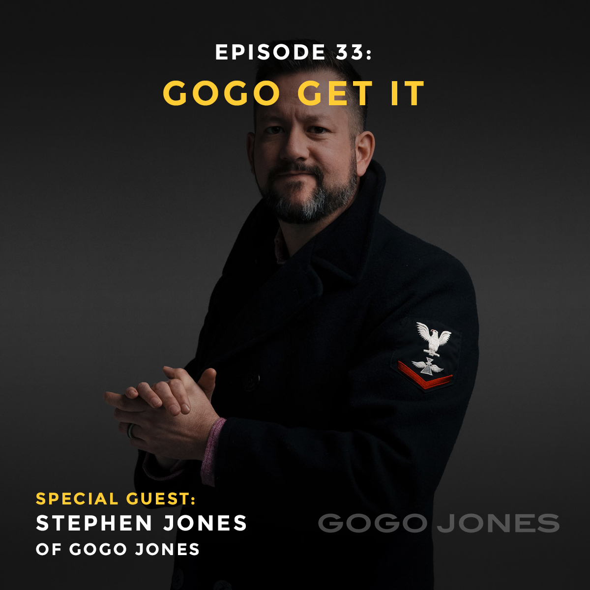 Podcast interview with Stephen Jones, designer, branding guy from Nashville, Tennessee