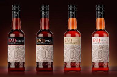 Ratu & Bati rum company of fiji branding and package design by The Creative Method in Sydney Australia